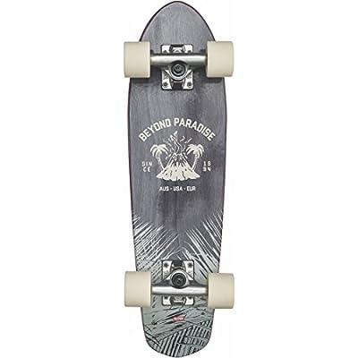 Globe Skateboards Bantam Evo Cruiser Complete Skateboard, Black Maple : Sports & Outdoors