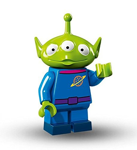 Title change to:LEGO Disney Series 16 Collectible Minifigure – Toy Story Alien (71012)