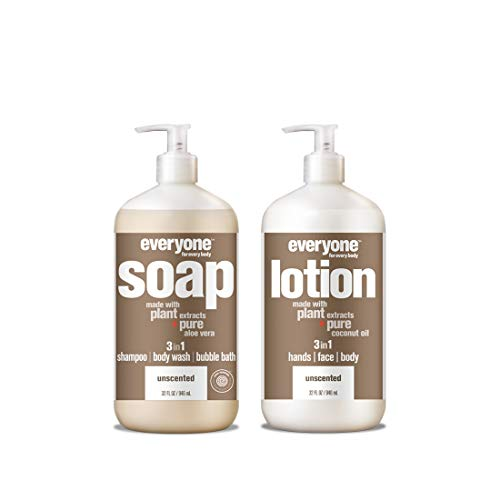 Everyone lotion combo unscented 2Count