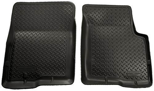 Husky Liners Front Floor Liners Fits 04-08 F150 SuperCrew/SuperCab/Standard Cab (Tennessee Titans Floor Mats)