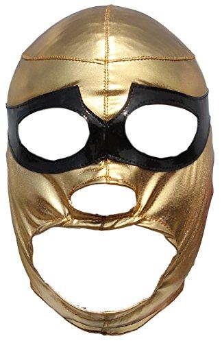 Deportes Martinez El Solitario Lycra Lucha Libre Luchador Wrestling Masks Adult Size by Deportes Martinez