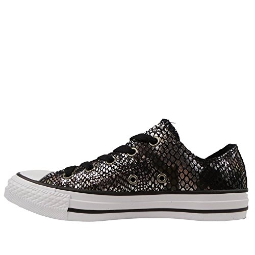 Ox Converse Star All Taylor Womens Chuck wnt Blk Trainers Leather wZqrZBXW