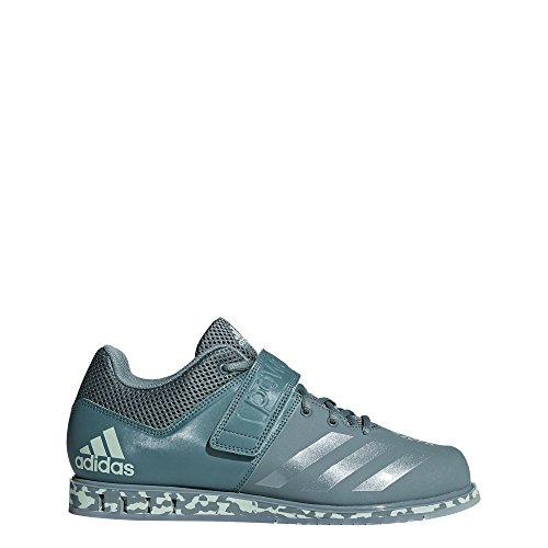 adidas Men's Powerlift.3.1 Cross Trainer, raw ash Green, 13 M US