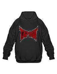 DDDaniel Men's Tap Out Hooded Sweatshirt