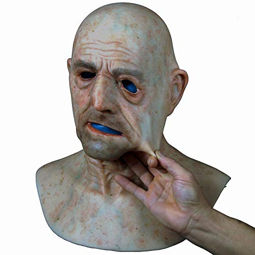 CLNN-2 Soft Realistic Silicone Mask Party mask Lifelike