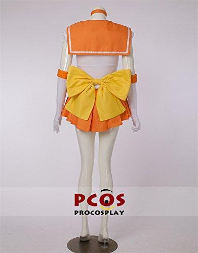 Cosplay Aino Fancy ProCosplay Moon Best Minako Dress Sailor Costume Venus Series WznHIwz