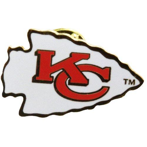 (NFL Kansas City Chiefs Logo Pin)