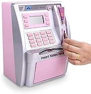 Eyestar Kids' Gift Personal ATM Cash Coin Money Savings Bank Mac