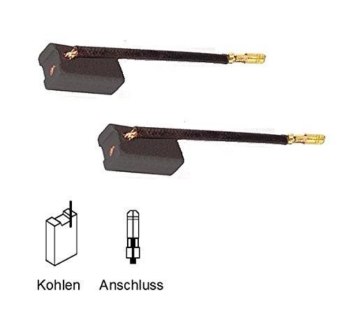 ULFATEC /® Kohleb/ürsten DeWalt DW 514 K44A DW 523 KA 2092 DW 523 K44A,/DW 550 A DW 523 K35A 6x8x18mm