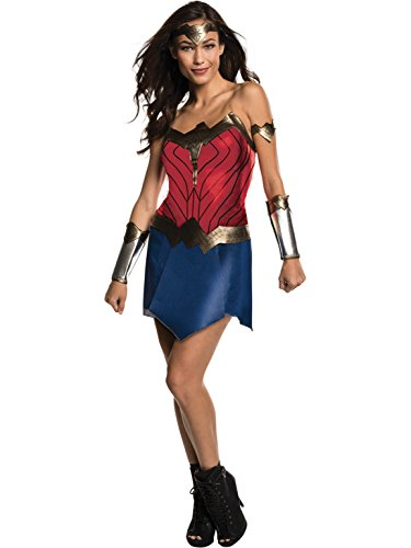Rubie's Men's Wonder Woman Costume, Wonder Woman (Movie), Medium ()