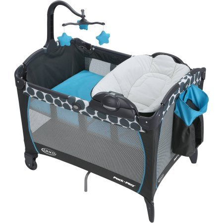 Graco Pack 'n Play Playard with Removable Napper Changer,