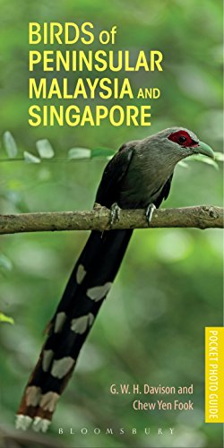 - Birds of Peninsular Malaysia and Singapore (Pocket Photo Guides)