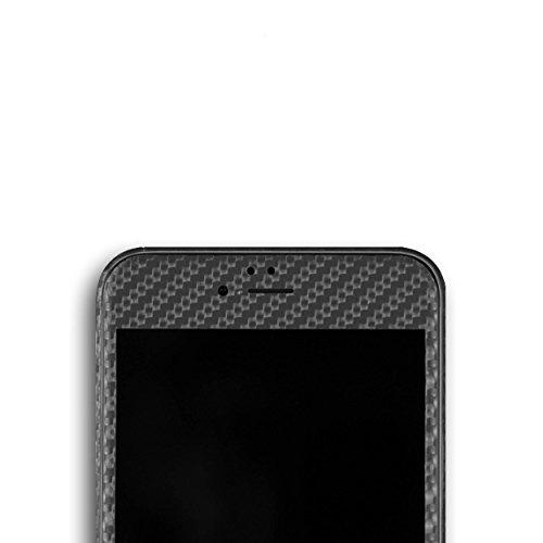 AppSkins Vorderseite iPhone 6 PLUS carbon grey