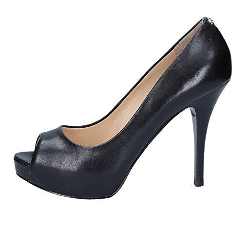 vestir Guess negro para Zapatos mujer de fEPqPxzRw