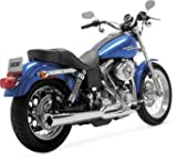 Vance & Hines 2-into-1 Pro Pipe HS Exhaust System - Chrome