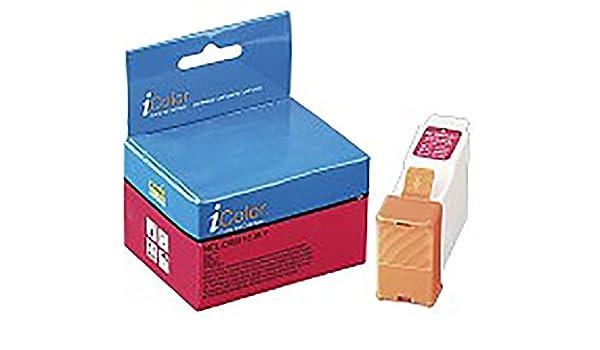 Icolor Lavado tinta para Canon (equivalente a BCI21/24 C) Color: Amazon.es: Oficina y papelería