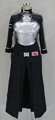 Sword Art Online GGO Kirigaya Kazuto TV Version Cosplay Costume Customize Cosplay Costume