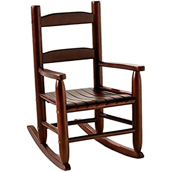 Amazon Com Lipper International Child S Rocking Chair 14