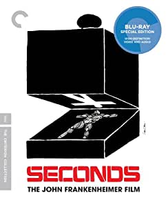 Seconds (The Criterion Collection) [Blu-ray]