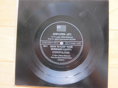 Amplifier / 52 Stations/ Motors Boys Motor / How to Keep Your Husband Happy. Albion free flexidisc