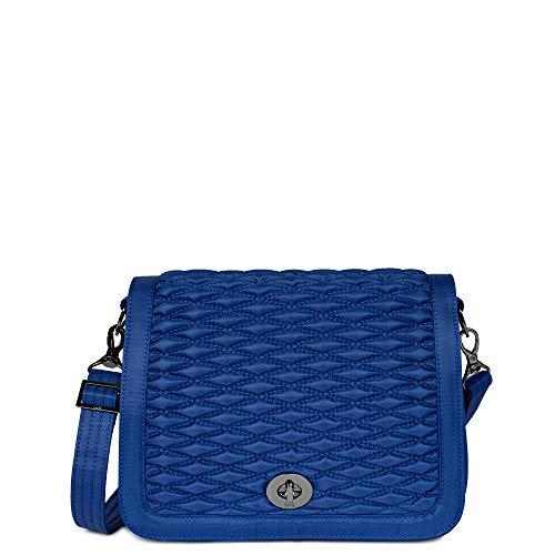 Lug Women's Crossbody Bag, COBALT BLUE, Medium
