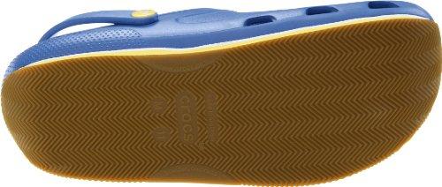 Crocs Unisex Retro Clog Varsity Blauw / Burst