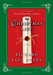 The Christmas List: A Novel by Evans, Richard Paul (2009) Hardcover