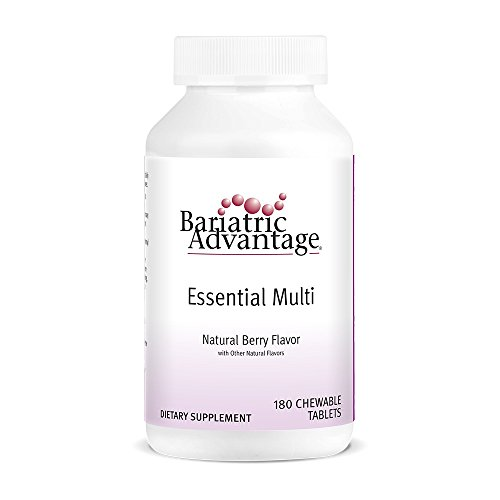 Bariatric Advantage Complete Multi Formula Chewable Berry Flavor 180 ct