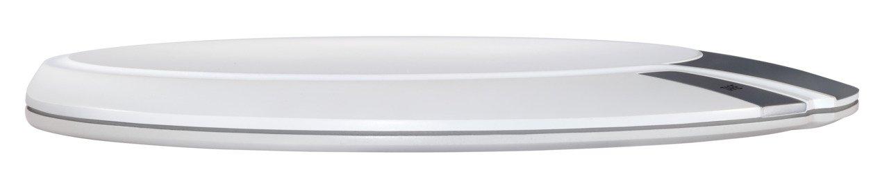 Soehnle Olympia, LCD, Blanco/Plata, AAA, Plástico - Báscula de cocina: Amazon.es: Hogar