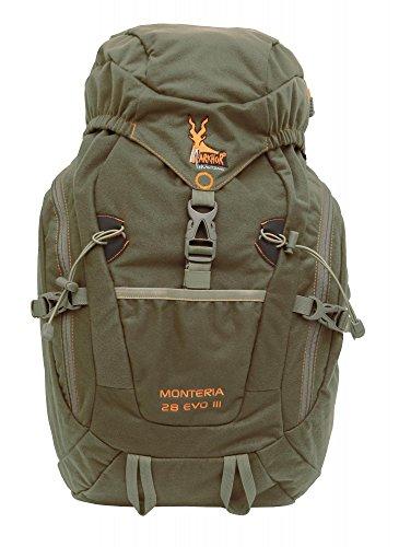Rucksack Markhor Monteria Evo III Green 28L | Markhor Hunting