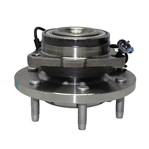 Brand New Front Wheel Hub and Bearing Assembly fits Hummer H3 H3T 6 Bolt W/ABS 515093