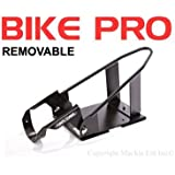 BIKE PRO-Motorcycle Wheel Chock-Black-Removable Chock