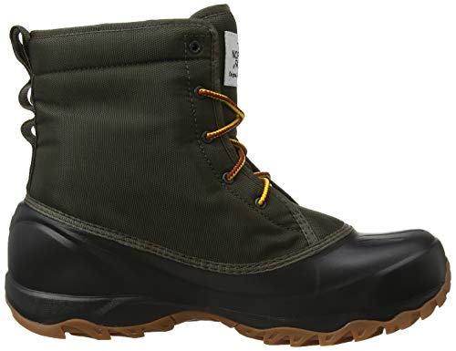 Tarmac Face Verde Neve Black Boot Stivali da The Tsumoru North Uomo Tnf Green 5ua Men's Sqnwv4