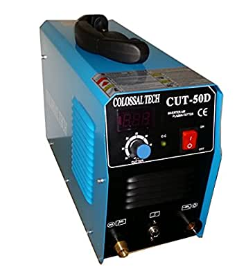 Plasma Cutter CUT50D New 50AMPS 110V or 220V 1/2 Inch Cut ...