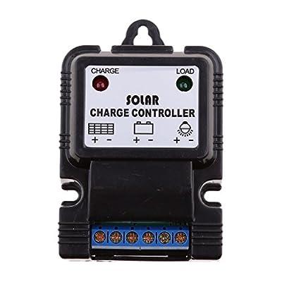 7.4V 3A Solar Panel Li-ion Battery Charger Controller Regulator PWM
