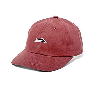 Lakai Skateboards Flare Dad Hat Red  Amazon.co.uk  Sports   Outdoors 5972768bc3f