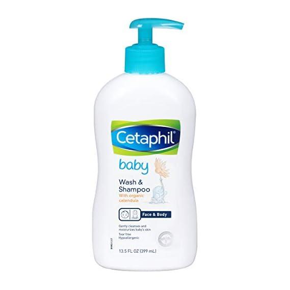 Cetaphil Baby Wash & Shampoo with Organic Calendula