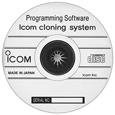 Icom Cs-a14/15 Programming Software