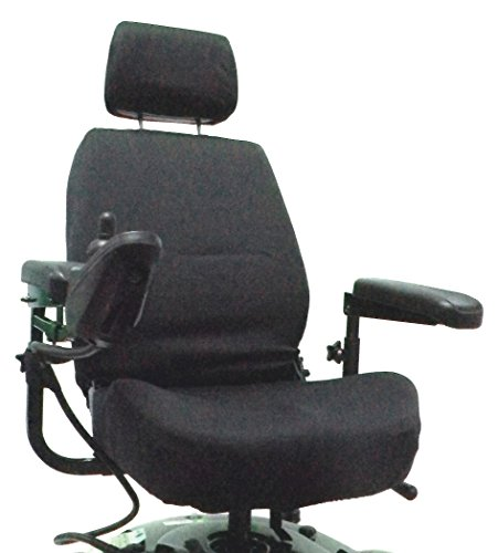 Drive Medical ST306-Cover Power Chair or Scooter Captain Seat Cover (Wheelchair Seat Covers)