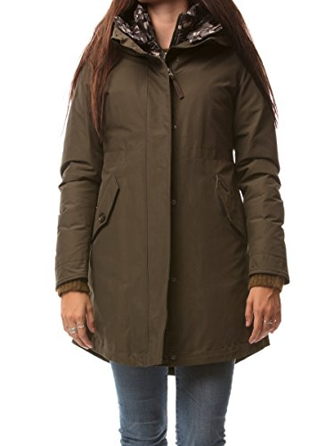 Long Woolrich Camou Long Eskimo Military Camou Woolrich Military Eskimo YETpqwF