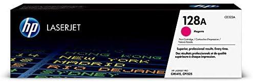 Hp 128a Ce323a Rot Original Toner Für Hp Laserjet Pro Cp1525 Hp Laserjet Pro M1415 Bürobedarf Schreibwaren