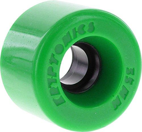 時間とともに学部オークランド【THRASHER】スラッシャー2015春夏 Kryptonics Wheels ウィール/スケボー/タイヤ 車輪【あす楽対応】 Green 55