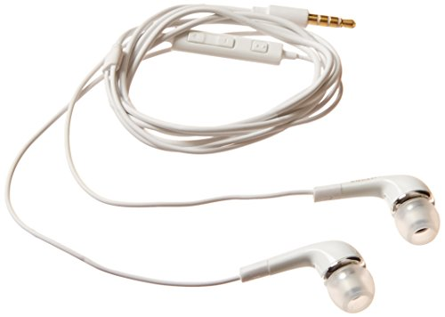 OEM Original Authentic Premium Stereo Quality Samsung 3.5mm Earbud Headset Headphones (Samsung Headphones For Galaxy S3 compare prices)