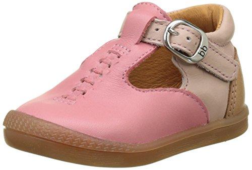 babybotte Baby Mädchen Pirouette Sneaker Rosa (Rosa Bonbon)