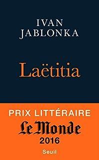 Laëtitia ou La fin des hommes, Jablonka, Ivan