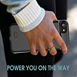 GIN FOXI Battery Case for iPhone 8/7/6s/6/SE