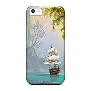 Iphone 5c Case Cover Boat Case - Eco-friendly Packaging
