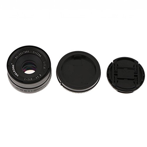 Homyl 32mm f/1.6 Large Aperture Manual Focus Lens APS-C for Sony E Mount Mirrorless Camera NEX 3 5 6 by Homyl (Image #5)