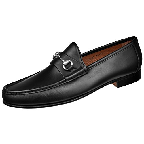 Allen Edmonds Men's Verona Slip-On,Black,10.5 D US