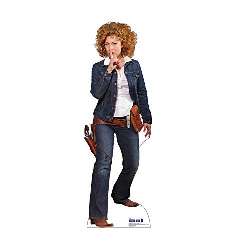- Advanced Graphics River Song Life Size Cardboard Cutout Standup - BBC's Doctor Who